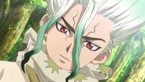 Read more about the article DR.STONE EP. 6 REVIEW: MYSTERIOUS BLONDE GIRL
